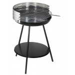 BARBACOA A CARBON NEW CLASIC 50 INOX.